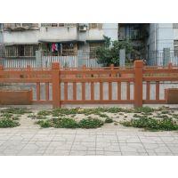 仿木栏杆和仿竹栏杆有什么不同特点