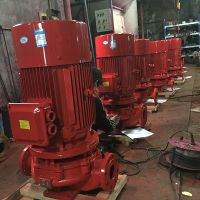 消防水炮加压泵XBD15/20-80L消防给水泵喷淋泵XBD14/30-100L