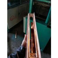 铜门锁孔机、锁孔机、银江机械