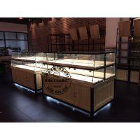 2016款面包展柜-深圳市艺光达展示柜有限公司提供