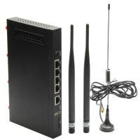 厂家热卖桌面式大功率双频5.8G AR9344+AR9382无线路由器