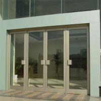 广州装修设计 不锈钢玻璃门