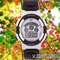 供应大学生都在使用的产品 考试必备计时计秒 多功能数字手表 学生表