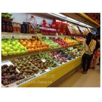 巴中超市风幕柜厂家,资中水果冷藏柜,广安便利店保鲜柜