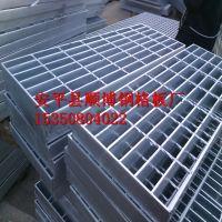 加工定做热镀锌钢格板 热镀锌楼梯踏步钢格板 电厂平台钢格板厂家