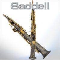 工厂供应降B黑镍金键高音专业一体saxphone萨克斯