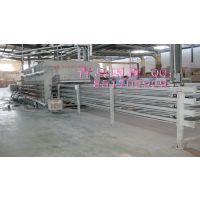 压制6.1米长热压重组竹板生产线设备