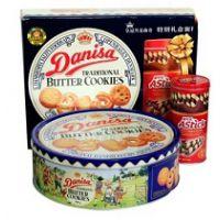 比利时进口和情lotus焦糖饼干报关