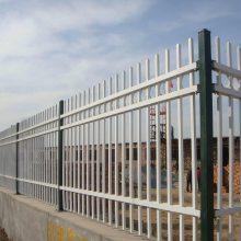 柳州围墙护栏网厂家 梧州锌钢栅栏批发订做 南宁工厂区围墙网隔离栏