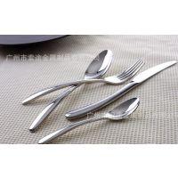 索途餐具厂供应精品不锈钢餐具,高档西餐刀叉勺