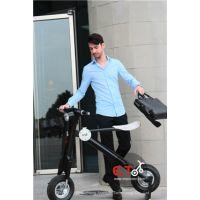 ET正品折叠电动自行车新款 迷你折叠电动车锂电 双碟刹厂家