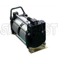 气驱动空气加压泵 空气增压设备