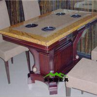 全国订做大理石台面火锅桌椅多少钱|火锅桌厂家 火锅桌椅尺寸