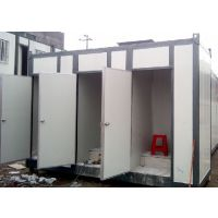 广东广州集装箱式移动厕所