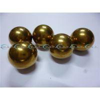 黄铜珠5.556mm6.35mm7.938实心H62黄铜球15.875供应商HRT