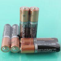 原装正品/金霸王DURACELL/7号/AAA/LR03/碱性/工业配套电池