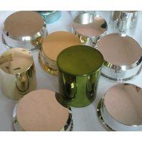 提供注塑件 塑料产品电镀喷涂,烫印加工