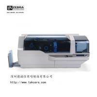 深圳德诚供应 Zebra/斑马 P430i 证卡打印机 热升华热转印打印机
