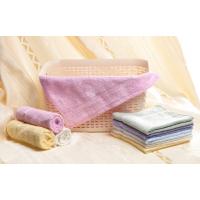 菲苒毛巾厂家直销,非染色毛巾木纤维毛巾,34*34cm,50克