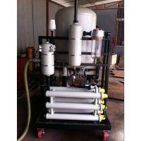 150升破乳化度脱水滤油机