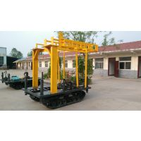 徐州中地出售履带式钻机 地矿勘测设备厂家直销 履带钻机 徐州中地科技