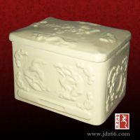 骨灰盒定做 陶瓷骨灰盒 骨灰盒图片景德镇陶瓷骨灰盒厂家 殡葬用品骨灰盒