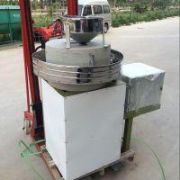 供应天然石材广东肠粉专用石磨机 玉米粉专用石磨 鼎信
