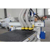 新疆TX-1325三工序自动换刀雕刻机铭龙数控开料机厂家直销