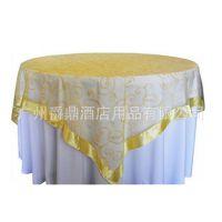 爵鼎酒店桌布酒店圆形台布餐桌布防水 餐厅台布宴席餐台布