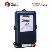 德力西电气DTS(X)607-3(6)A三相四线电子式有功无功组合电能表