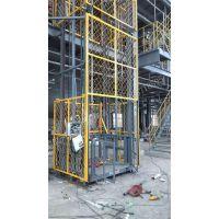 航天定做工厂液压升降货梯 升降装卸平台 安装维修液压升降机 电动升降台