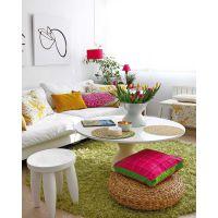 米淡色花之家 爱不释手的装潢案例 顺吉装饰设计