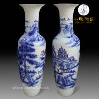一米陶瓷大花瓶_景德镇一米陶瓷大花瓶价格和工艺
