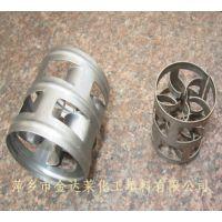 供应金属改进型鲍尔环 304/316L不锈钢鲍尔环填料 规格Φ25/Φ38/Φ50/Φ76