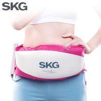 正品SKG4005甩脂机减肥瘦身腰带瘦腿减肚子器材按摩震燃脂懒得动
