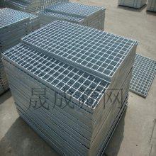 出口标准 广州热镀锌格栅板 人行道专用沟盖板 过车用钢格栅