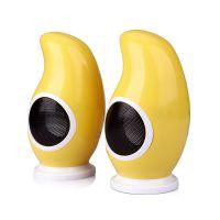 芒果音箱、礼品音箱、爱放数码音箱、2.0对箱、迷你音箱
