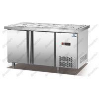 冷汤池-制热汤池-满记甜品汤池设备-甜品店制冷设备-广州生产厂家