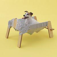 宠物窝泰迪贵宾比熊小狗猫狗狗狗建筑创意狗窝吊床厂家直销