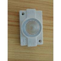 厂家直销 LED模组2W功率 2835 晶元芯片 注塑模组防水 灯箱光源