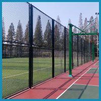 体育场护栏价格 篮球场围网 勾花护栏网 铁丝网围栏多少钱一米