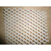 白色透明养鸭网批发商 塑料平网厂家联系电话