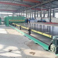 供应车厢板热压机机械设备青岛国森