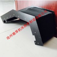 沧州德厚厂家直销三坐标测量仪专用风琴防护罩 防尘折布