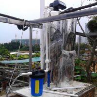 热销 人工温泉丨地下热水发黄有铁锈味处理净化设备 案例效果 晨兴环保