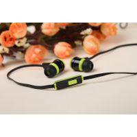 厂家批发KIDA D10智能键入耳式手机耳机带麦iphone三星手机耳机