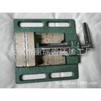 平口钳 2.5寸 迷你小台钳 桌虎钳  可配台钻电钻支架使用