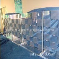 广州深圳地区专业制作大型亚克力激光镭射加工 超大尺寸可定制