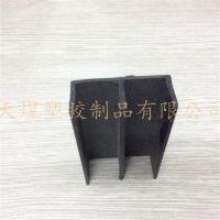 供应挤塑加工塑料异型材 PVC藤条  PVC挤出型材