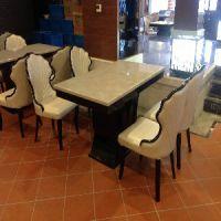 咖啡厅西餐厅桌椅定做哪家好 福建有信誉度的咖啡厅西餐厅桌椅生产厂商,非浩宇实业莫属